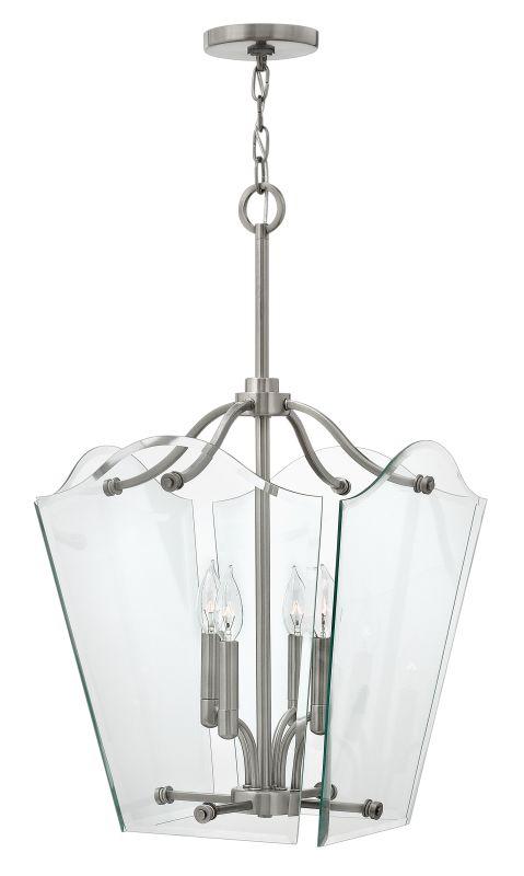 """Hinkley Lighting 3006 4 Light 28"""" Height Indoor Full Sized Pendant"""