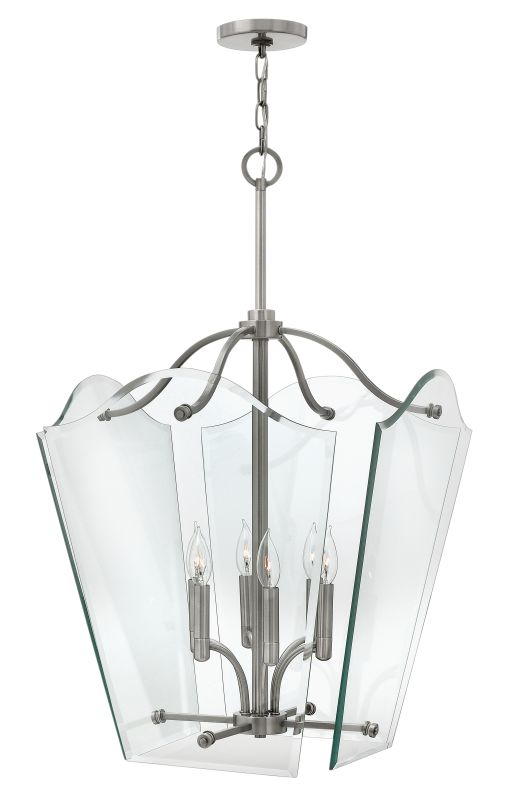 "Hinkley Lighting 3008 6 Light 33.5"" Height Indoor Full Sized Pendant"