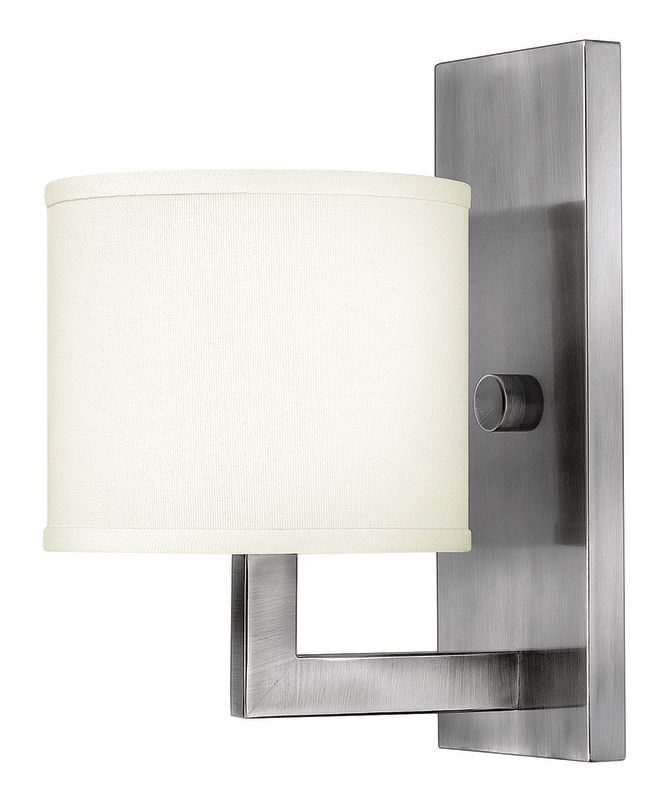 Hinkley Lighting 3210 1 Light Wall Sconce from the Hampton Collection