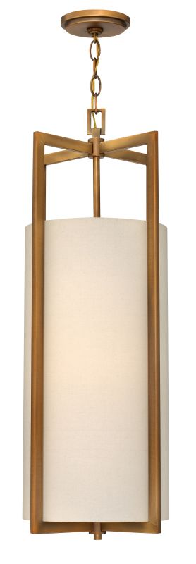 Hinkley Lighting 3212BR Brushed Bronze Contemporary Hampton Pendant Sale $439.00 ITEM: bci1883665 ID#:3212BR UPC: 640665321210 :