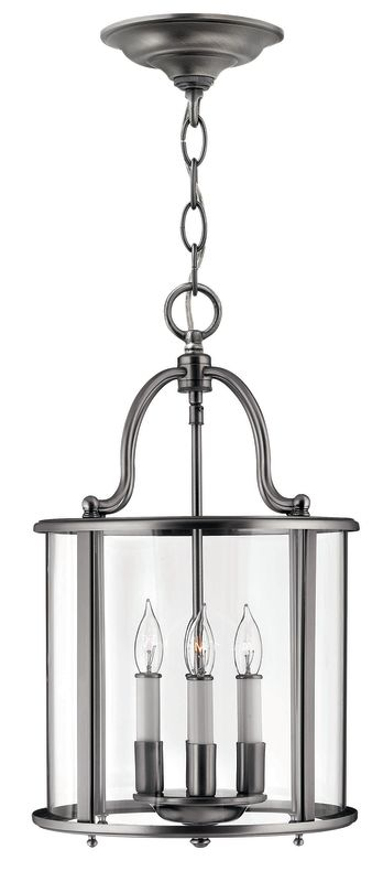 Hinkley Lighting H3474 4 Light Indoor Lantern Pendant from the Gentry