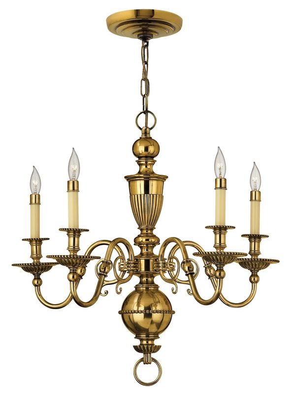 Hinkley Lighting H4415 Cambridge 5 Light 1 Tier Candle Style Sale $1299.00 ITEM: bci311545 ID#:4415BB UPC: 640665441512 :
