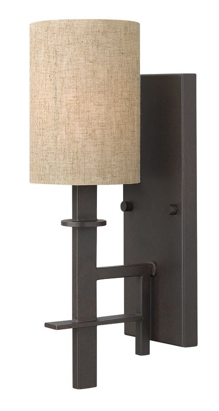 Hinkley Lighting 4540 1 Light Indoor Wall Sconce from the Sloan