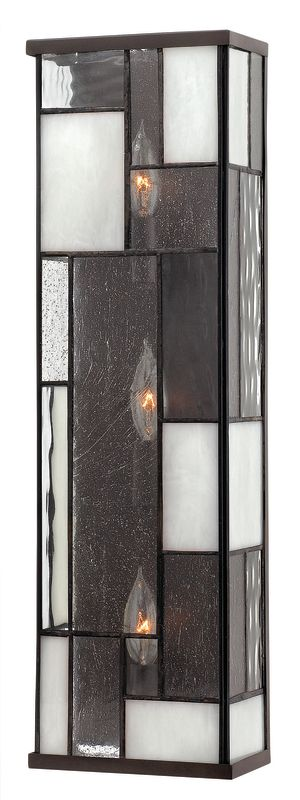 Hinkley Lighting 4572 3 Light ADA Compliant Indoor Wall Sconce from