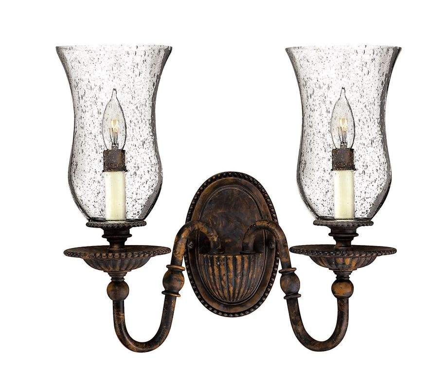 Hinkley Lighting H4622 2 Light Indoor Double Sconce Wall Sconce from