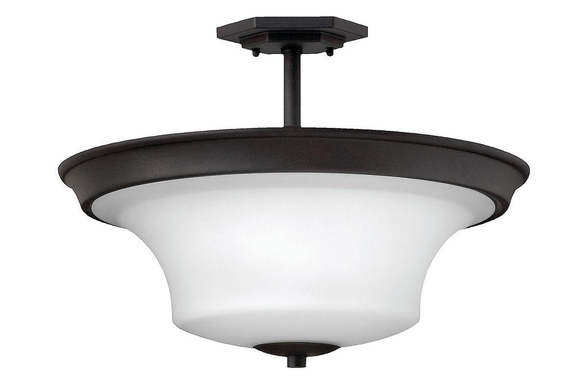 Hinkley Lighting 4632 3 Light Indoor Semi-Flush Ceiling Fixture from Sale $179.00 ITEM: bci1399351 ID#:4632TB UPC: 640665463200 :