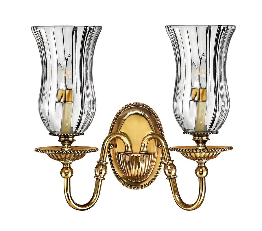 Hinkley Lighting H4642 2 Light Indoor Double Sconce Wall Sconce from