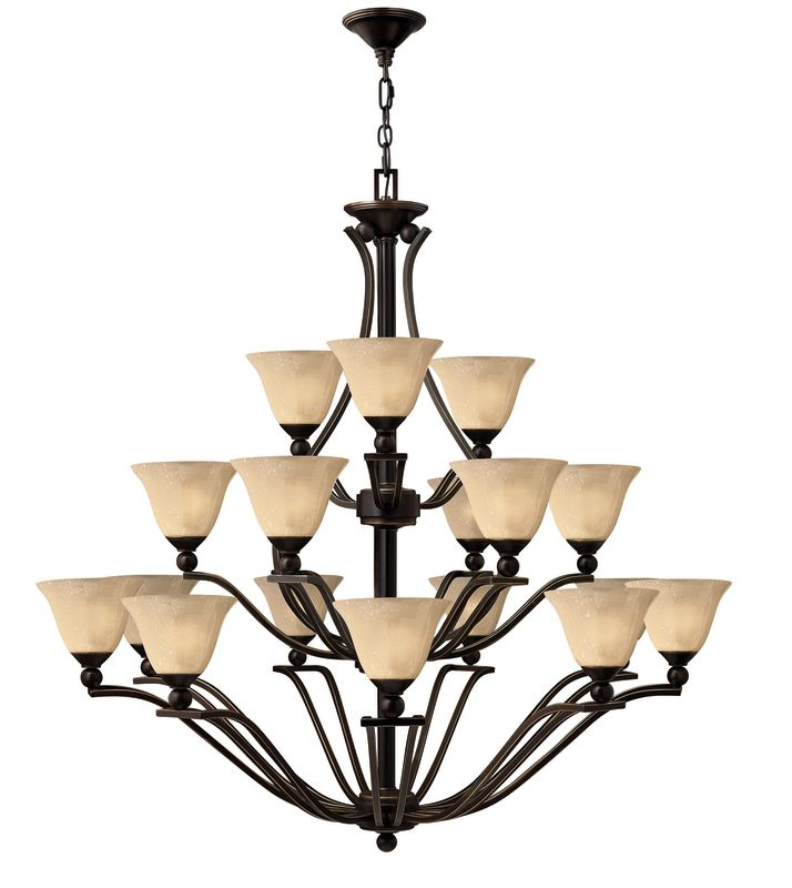 Hinkley Lighting H4659 Bolla 18 Light 3 Tier Chandelier Olde Bronze Sale $2099.00 ITEM: bci311655 ID#:4659OB UPC: 640665465921 :