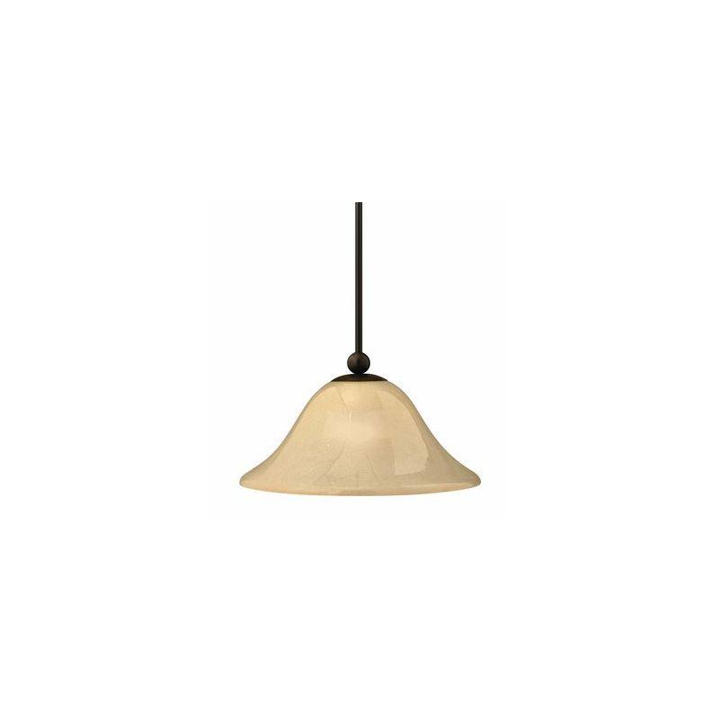 """Hinkley Lighting H4661 1 Light 8.25"""" Height Indoor Full Sized Pendant"""