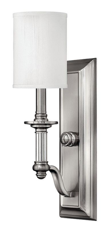 Hinkley Lighting H4790 1 Light Indoor Wall Sconce from the Sussex