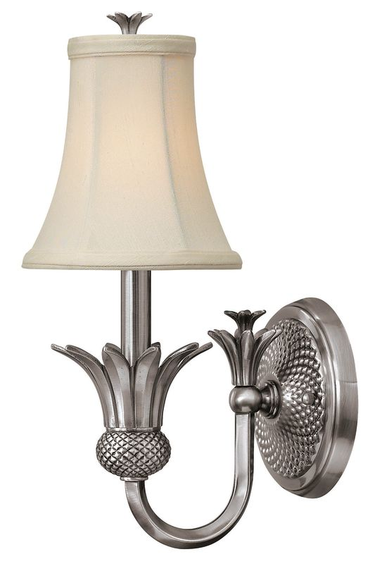 Hinkley Lighting H4880 1 Light Indoor Wall Sconce from the Plantation