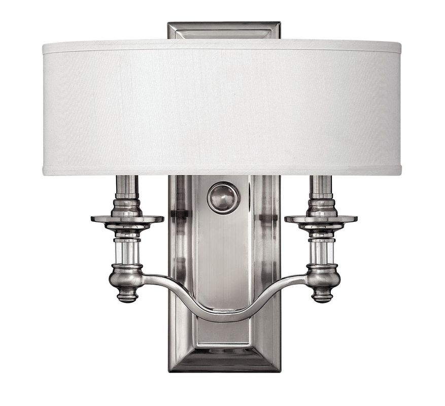 Hinkley Lighting H4900 2 Light ADA Compliant Indoor Double Sconce Wall