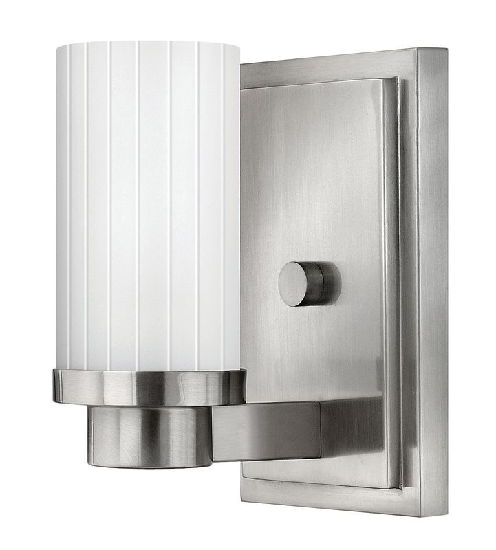 Hinkley Lighting 4970 1 Light Indoor Wall Sconce from the Midtown Sale $69.00 ITEM: bci1431976 ID#:4970BN UPC: 640665497007 :