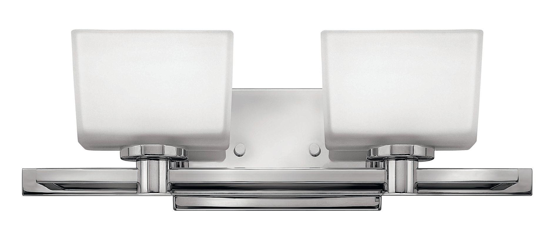 Hinkley Lighting 5022CM Chrome Contemporary Taylor Bathroom Light