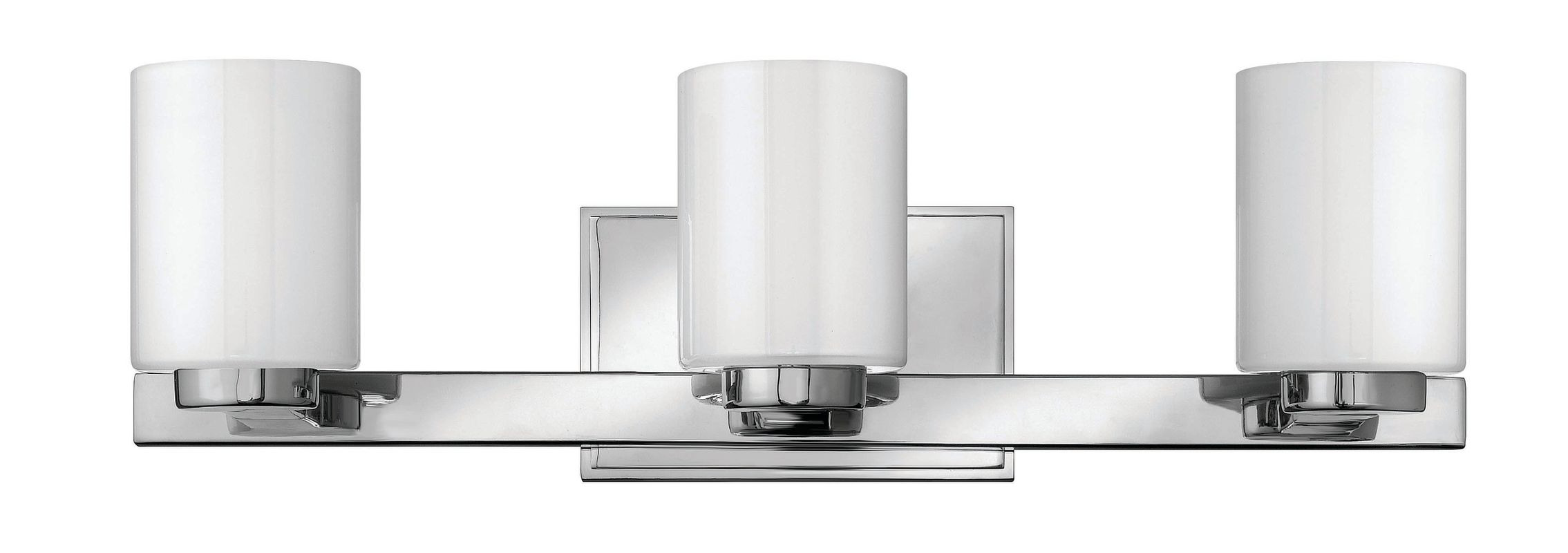 Hinkley Lighting 5053CM Chrome Contemporary Miley Bathroom Light