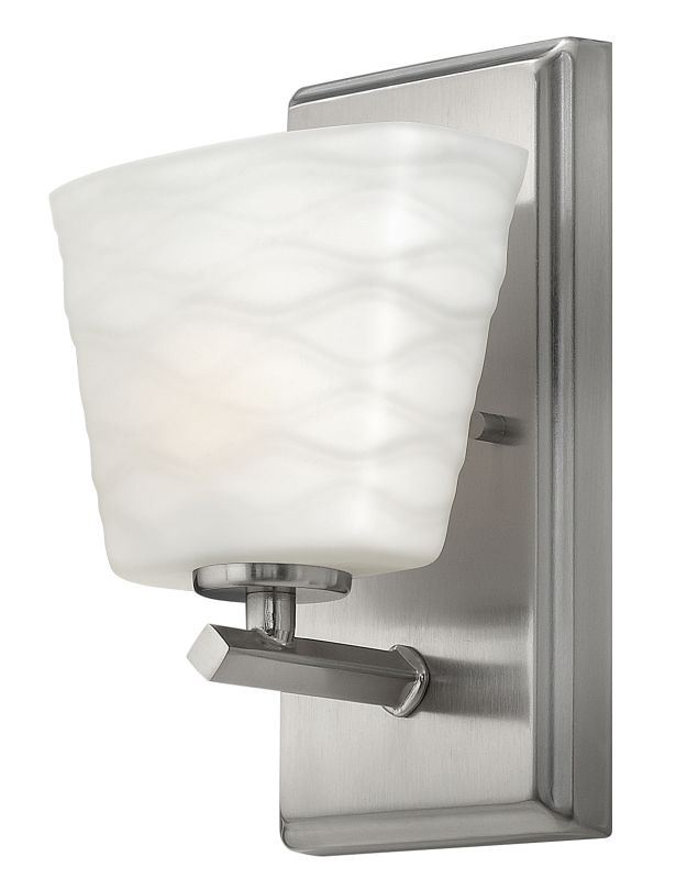 "Hinkley Lighting 5200 1 Light 6.25"" Width Bathroom Sconce from the"