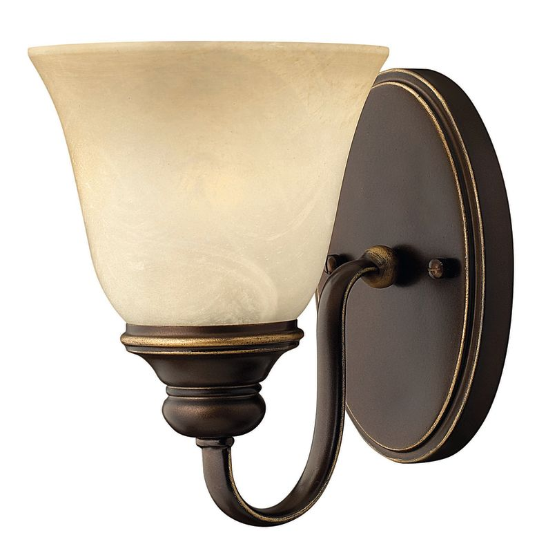 Hinkley Lighting H5450 1 Light Indoor Wall Sconce from the Cello