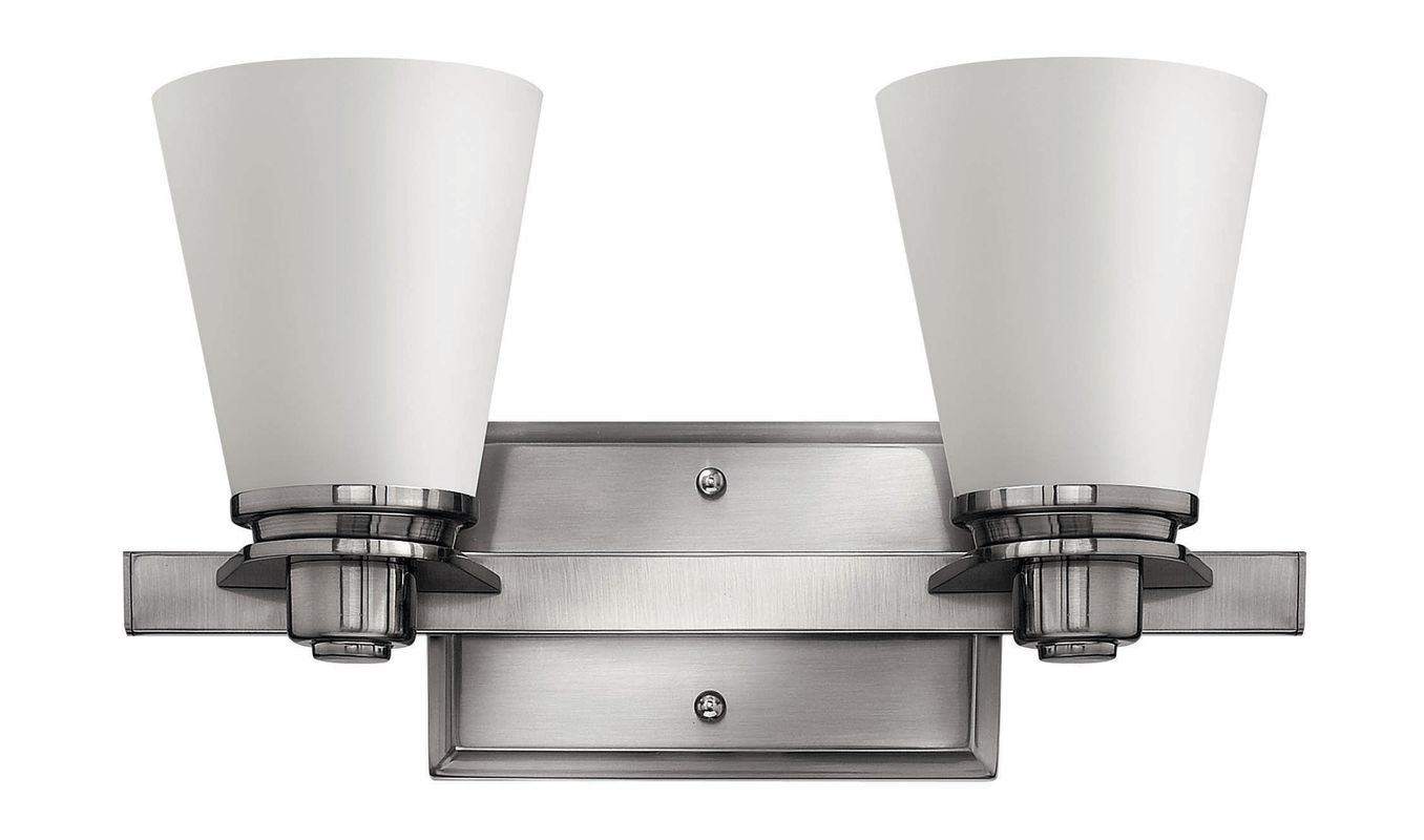 Hinkley Lighting 5552 2 Light Bathroom Vanity Light from the Avon Sale $139.00 ITEM: bci1056271 ID#:5552BN UPC: 640665555202 :