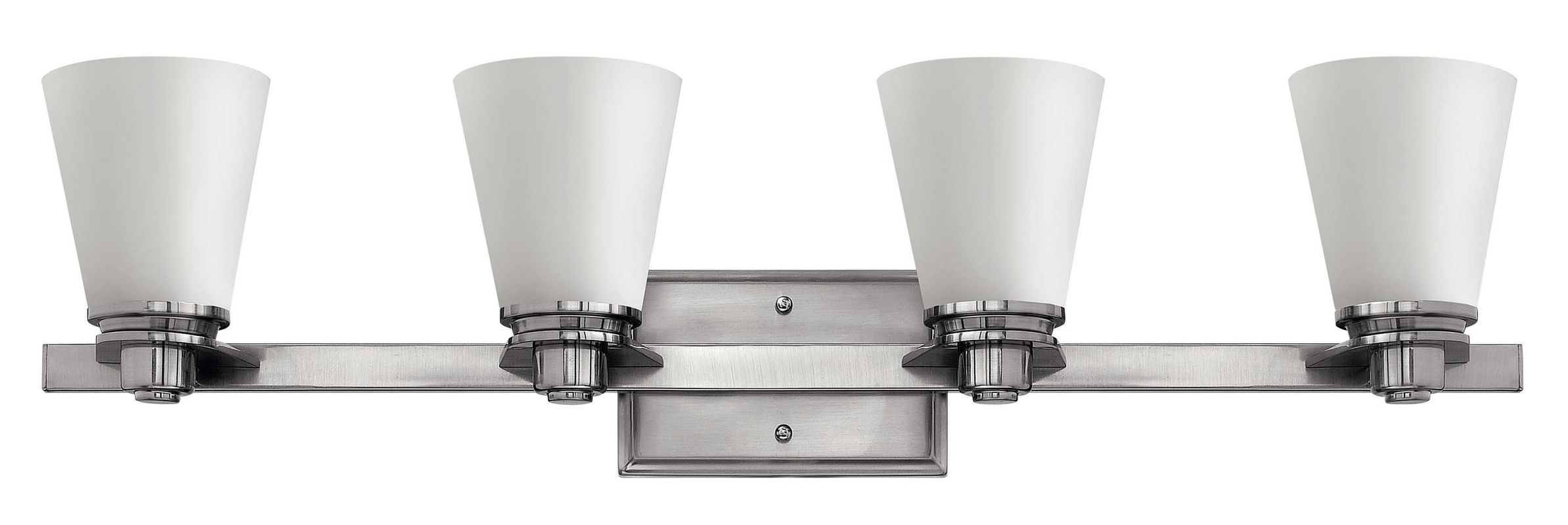 Hinkley Lighting 5554 4 Light Bathroom Vanity Light from the Avon Sale $259.00 ITEM: bci1056273 ID#:5554BN UPC: 640665555400 :