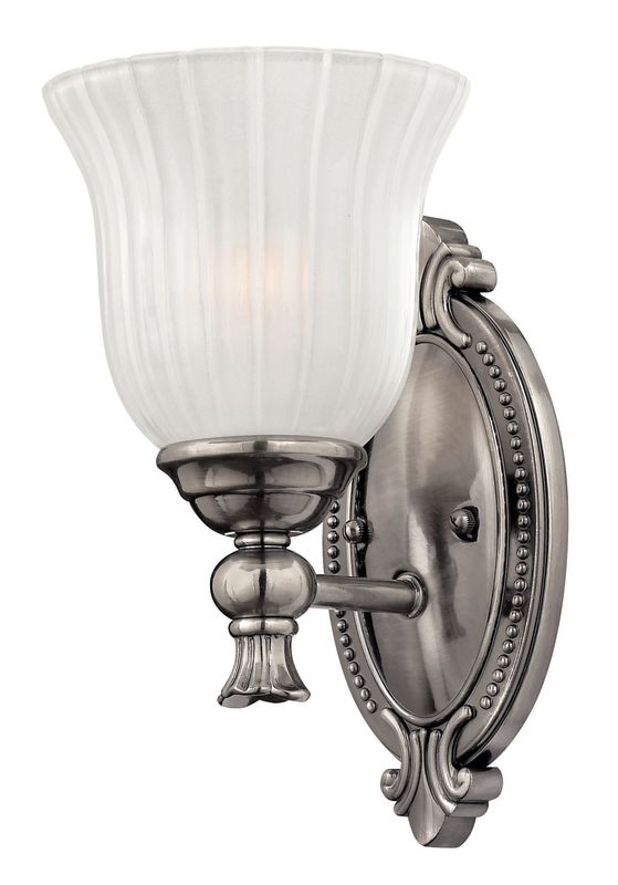 Hinkley Lighting H5580 1 Light Indoor Wall Sconce from the Francoise Sale $105.00 ITEM: bci312044 ID#:5580PL UPC: 640665558029 :
