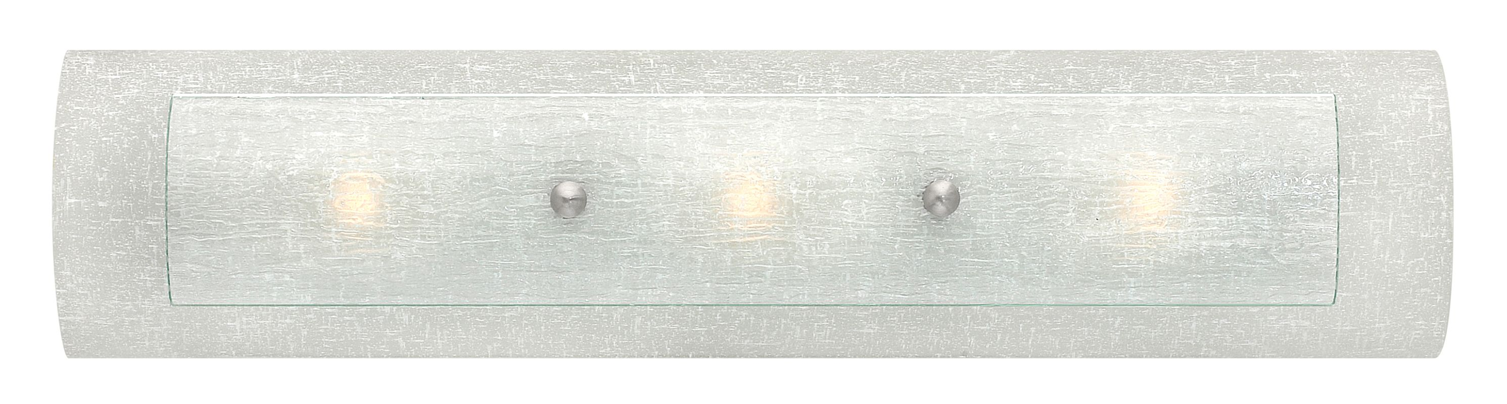 Hinkley 5613BN Brushed Nickel Contemporary Duet Bathroom Light Sale $279.00 ITEM: bci1883726 ID#:5613BN UPC: 640665561302 :
