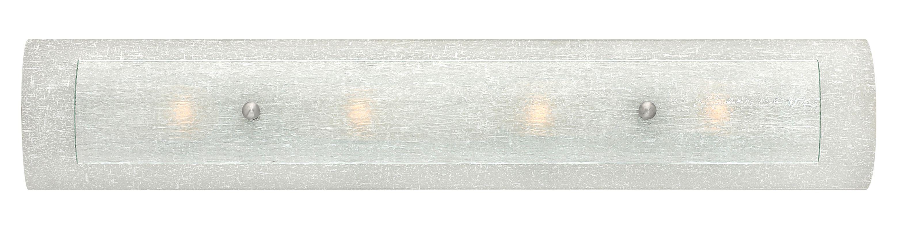 Hinkley 5614BN Brushed Nickel Contemporary Duet Bathroom Light