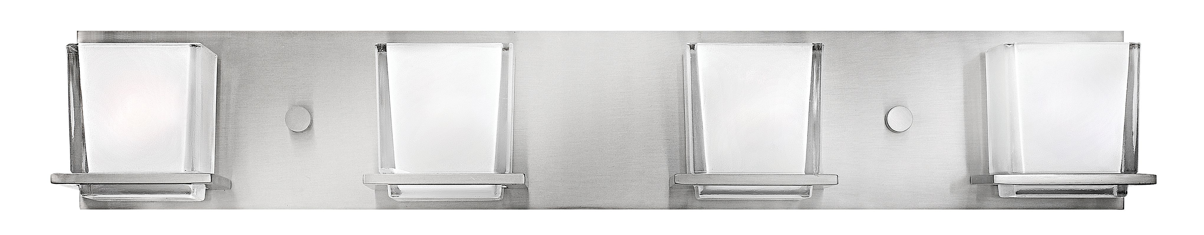 Hinkley 5774BN Brushed Nickel Contemporary Lola Bathroom Light