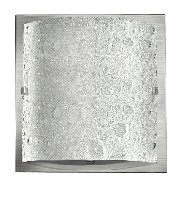 Hinkley 5920BN Brushed Nickel Contemporary Daphne Bathroom Light