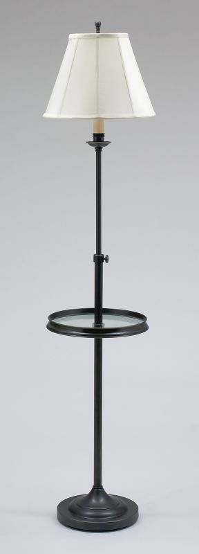 House of Troy CL202 Single Light Adjustable Floor Lamp from the Club Sale $329.00 ITEM: bci580344 ID#:CL202-OB UPC: 753174050332 :