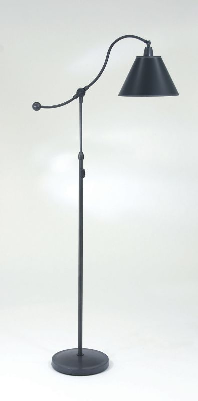 House of Troy HP700-BP Swing Arm Floor Lamp from the Hyde Park