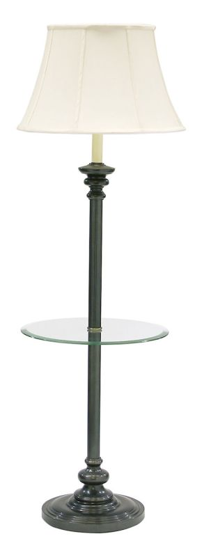 House of Troy N602 Floor Lamp from the Newport Collection Oil Rubbed