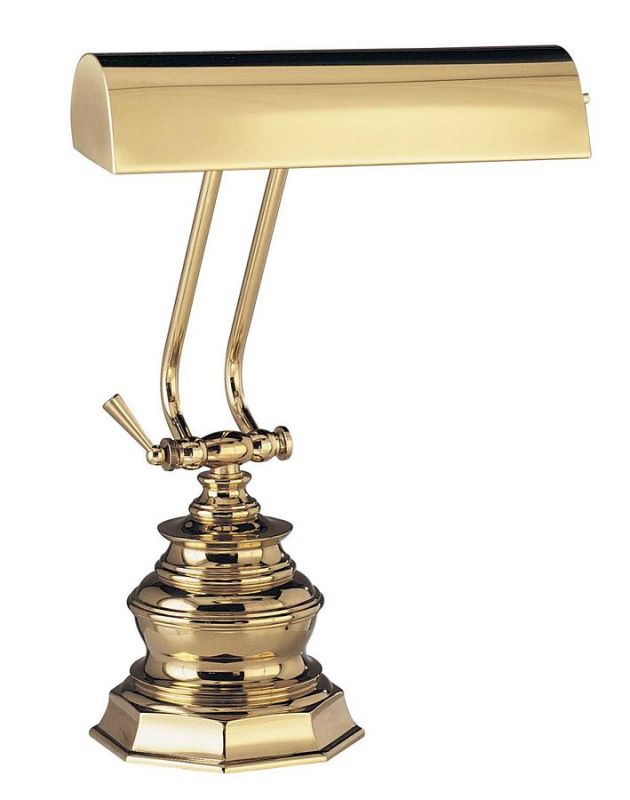 House of Troy P10-111 Piano / Desk 1 Light Adjustable Piano Lamp
