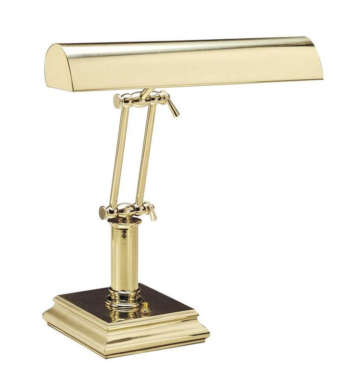 House of Troy P14-201 Piano / Desk 1 Light Piano Lamp with Square Base Sale $238.00 ITEM: bci354956 ID#:P14-201 UPC: 753174001112 :