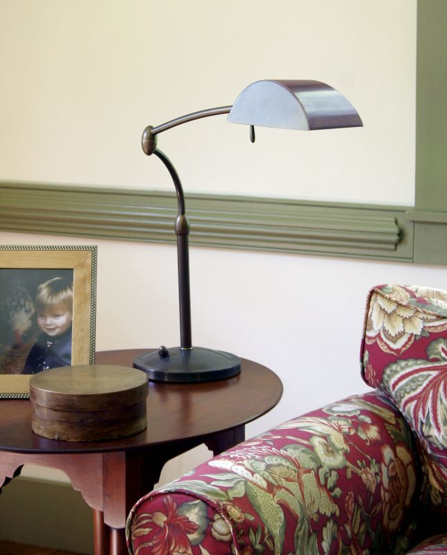 House of Troy V501 Desk Lamp from the Vision Lamp Collection Oil