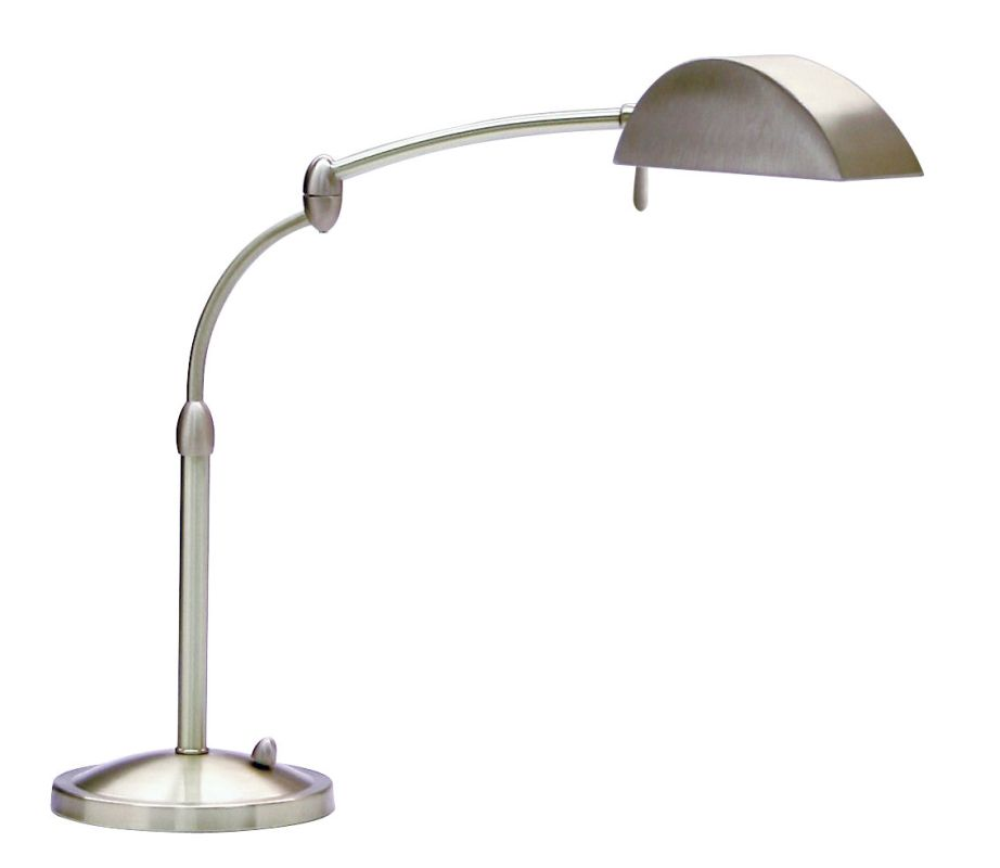 House of Troy V501 Desk Lamp from the Vision Lamp Collection Satin