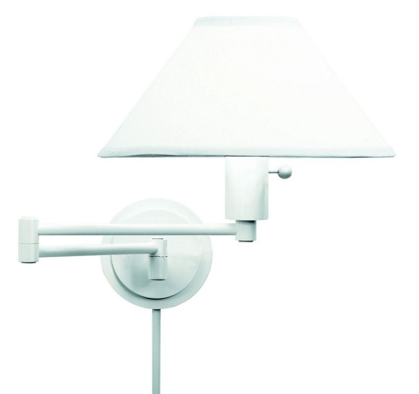 House of Troy WS14 Swing Arm Wall Sconce from the Wall Swing Arm Lamps