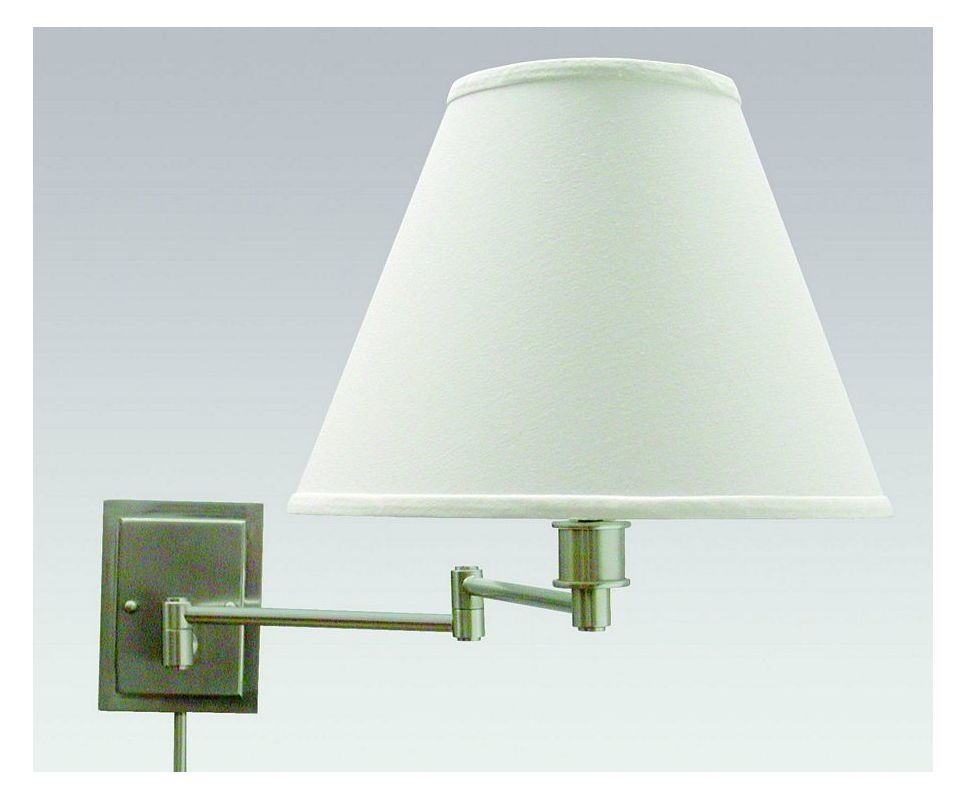 House of Troy WS16 Swing Arm Wall Sconce from the Wall Swing Arm Lamps