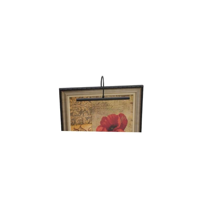 """House of Troy APL16 Advent Profile LED 16"""" Picture Light Black Indoor"""