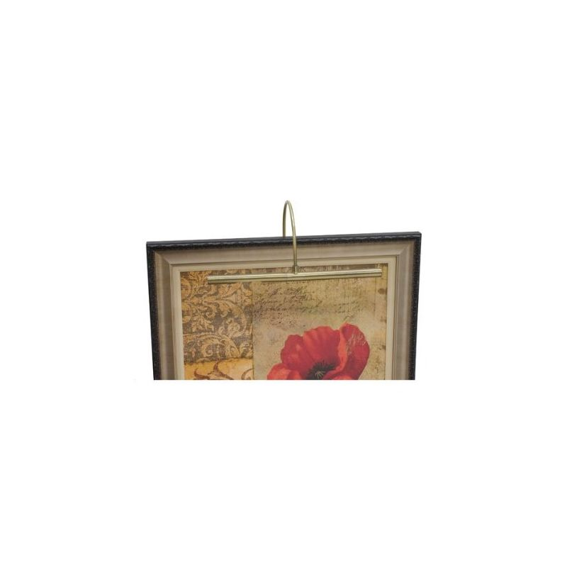 "House of Troy APL16 Advent Profile LED 16"" Picture Light Antique Brass"