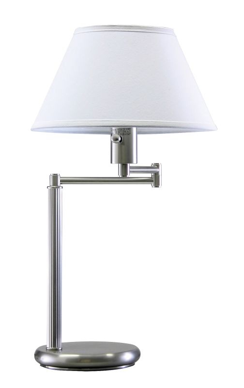 House of Troy D436 Home/Office 1 Light Title 20 Compliant Swing Arm