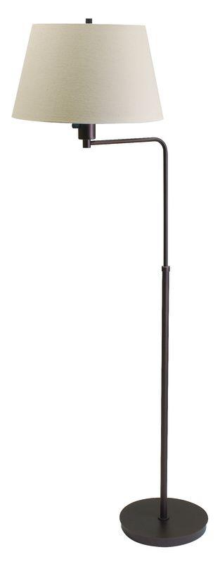 House of Troy G200 Generation 1 Light Adjustable Floor Lamp Chestnut