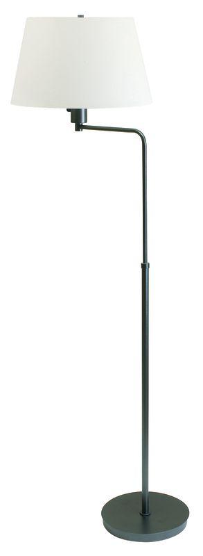 House of Troy G200 Generation 1 Light Adjustable Floor Lamp Granite