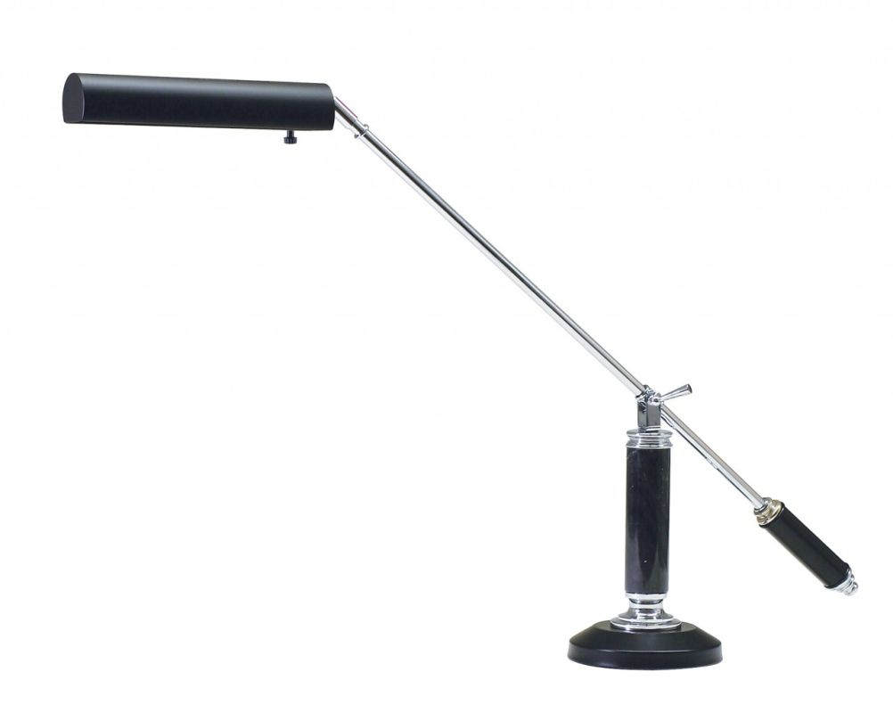 House of Troy P10-192 Counter Balance 1 Light Grand Piano Lamp with