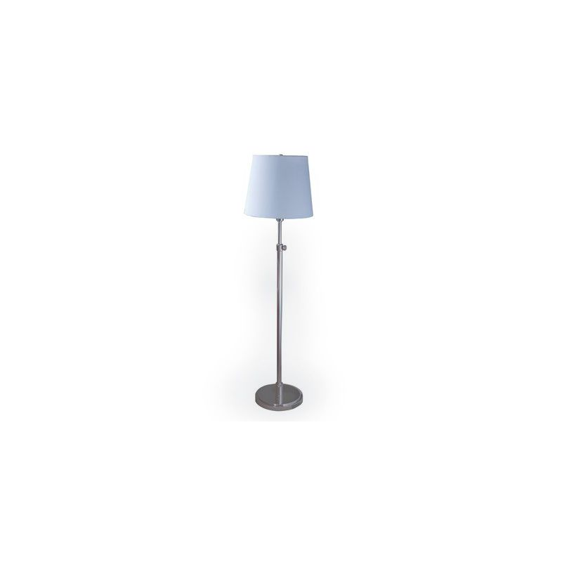 House of Troy TH701 Townhouse 1 Light Adjustable Height Floor Lamp