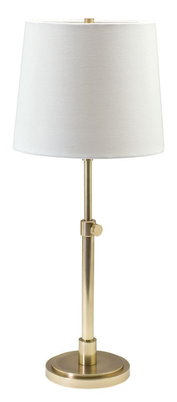 House of Troy TH750 Townhouse 1 Light Adjustable Height Table Lamp Raw Sale $178.00 ITEM: bci1961861 ID#:TH750-RB UPC: 753174054491 :