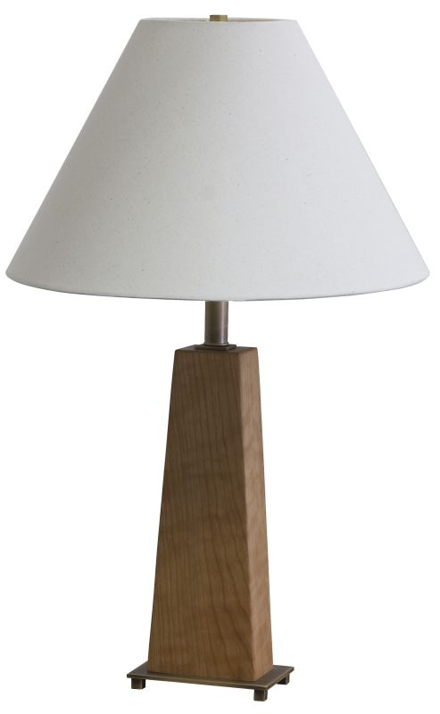 "House of Troy VH255C VT Hardwood Cherry 28"" Table Lamp with 1 Light"