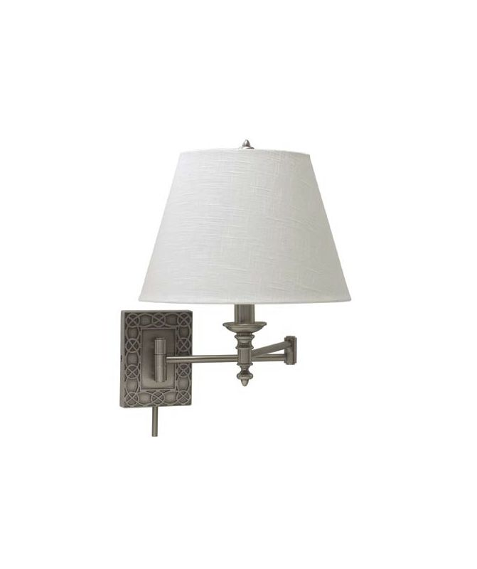 House of Troy WS763 Decorative 1 Light Swing Arm Wall Sconce with Sale $198.00 ITEM: bci1961727 ID#:WS763-AS UPC: 753174055245 :