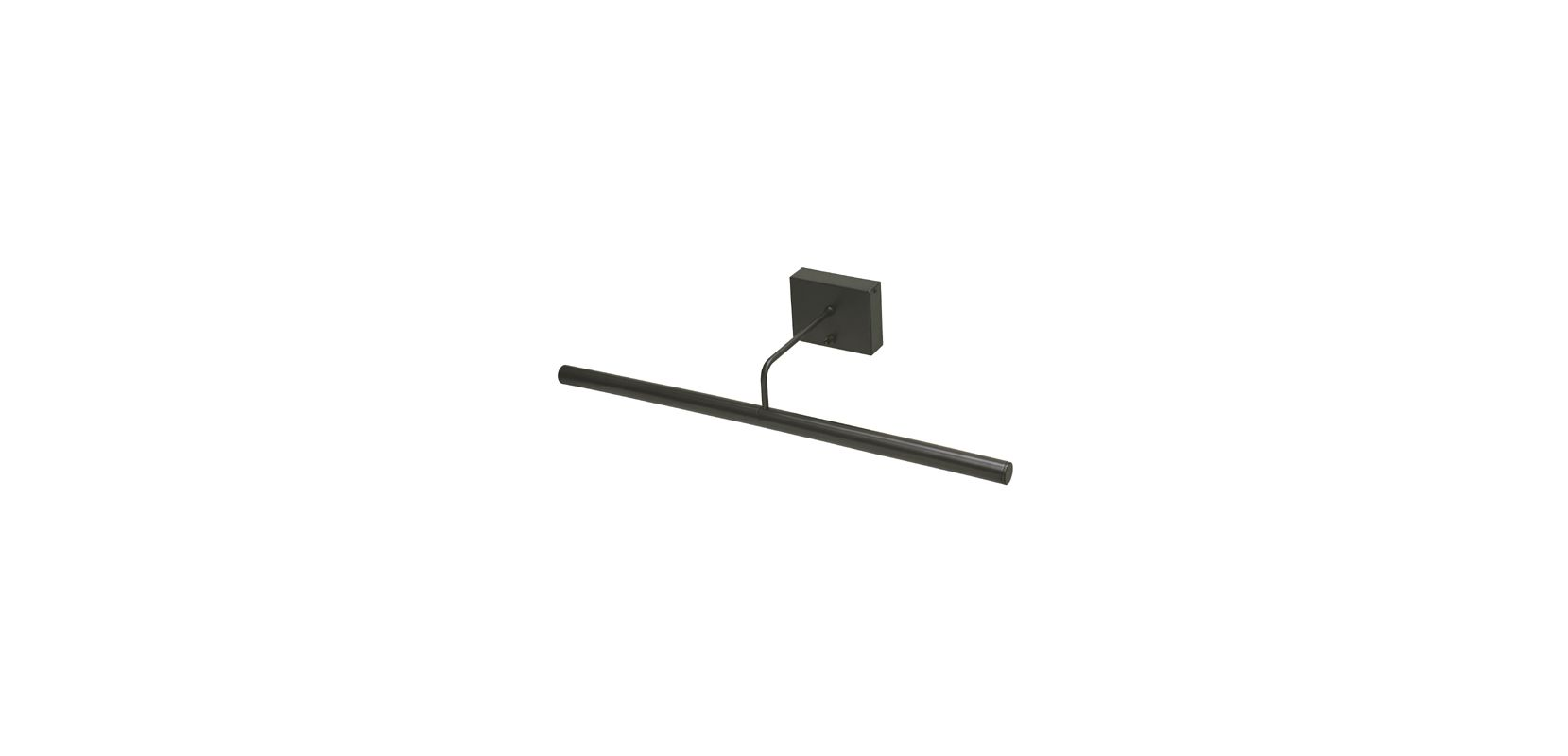 "House of Troy BSLED24 24"" Slim-Line Battery Operated LED Picture Light"