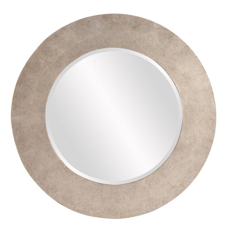 "Howard Elliott Amanda Round Mirror 36"" Diameter Circular Mirror from"