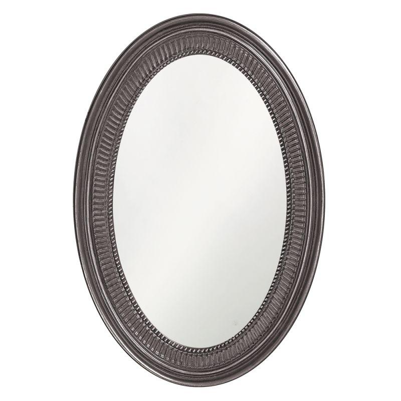 """Howard Elliott 2110CH Ethan 31"""" x 21"""" Glossy Charcoal gray Mirror Sale $209.90 ITEM: bci2700929 ID#:2110CH UPC: 848635046945 :"""